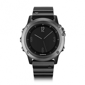 Fenix 3 Sapphire with Metal Band