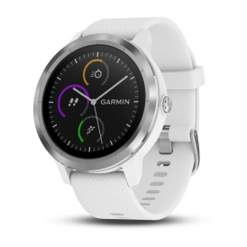 Vivo active 3 white silicone,stainless steel