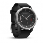 vivomove sport Black & White  with sport band