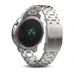 Fenix Chronos with brushed stainless steel band